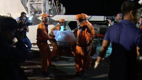 Đã tìm thấy thi thể thuyền viên cuối cùng của tàu Hải Thành - ảnh 4