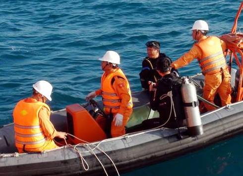 Đã tìm thấy thi thể thuyền viên cuối cùng của tàu Hải Thành - ảnh 1