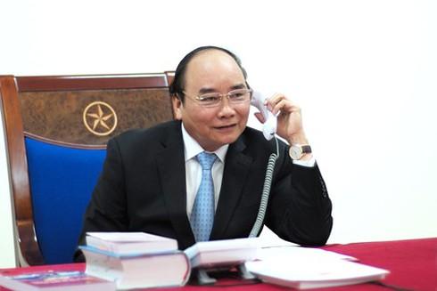 Thủ tướng Nguyễn Xuân Phúc lần đầu tiên thăm chính thức Hoa Kỳ - ảnh 1