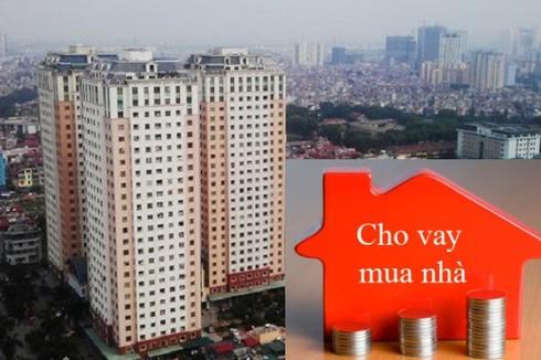 Cho vay 2 tỷ mua nhà: