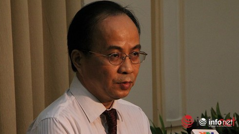 Phân công ông Lê Mạnh Hà làm Tổng Thư ký UBQG về ứng dụng CNTT - ảnh 1