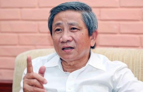 GS. Nguyễn Minh Thuyết: