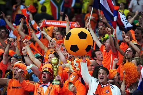 7 điều thú vị về tâm lý fan World Cup trên thế giới - ảnh 1