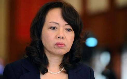 Bà Nguyễn Thị Kim Tiến tiếp tục được đề nghị làm Bộ trưởng Y tế - ảnh 1