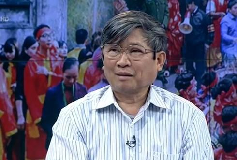 GS Nguyễn Chí Bền: Lễ hội bây giờ tàn bạo rồi chứ không chỉ tơi tả - ảnh 1