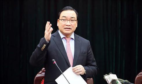 Bí thư Thành ủy Hà Nội: Nhiệm vụ lớn của năm 2017 là