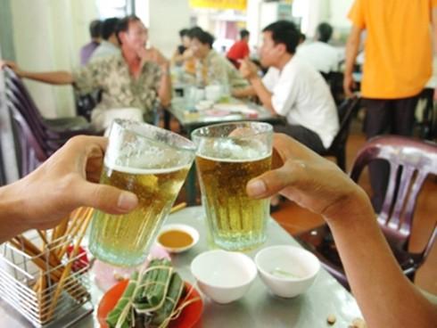 Thuế bia tăng