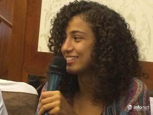 """Nữ du khách Ai Cập bị cướp ở TP.HCM: """"Tôi đề xuất lắp thêm camera an ninh"""" - ảnh 2"""