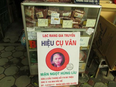 Hà Nội: Đi tìm lạc rang húng lìu