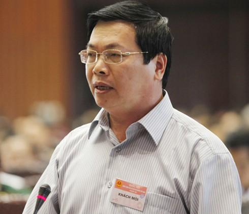 Bộ trưởng Công Thương thẳng thắn nhận trách nhiệm trước Quốc hội - ảnh 1