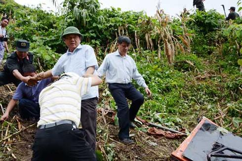 Tai nạn ở Lào Cai: Bộ trưởng Thăng nhận tin nhắn lái xe nghiện ma túy - ảnh 1