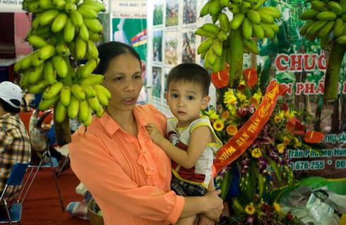 Hội chợ giữa trung tâm Hà Nội vắng khách hơn chợ quê - ảnh 9