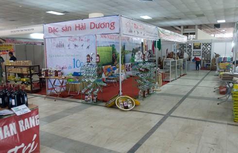 Hội chợ giữa trung tâm Hà Nội vắng khách hơn chợ quê - ảnh 6