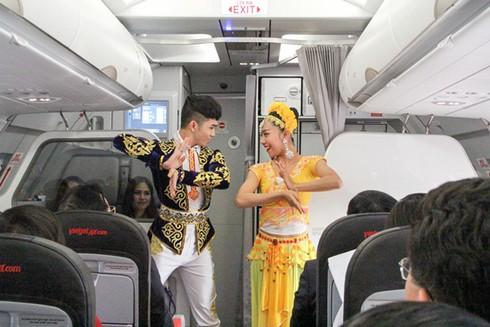 Thai Vietjet bay thường lệ tới đất phật Bodh Gaya (Ấn Độ) - ảnh 1