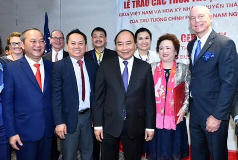 BRG và Tập đoàn Nicklaus tăng cường hợp tác phát triển du lịch golf Việt - ảnh 1
