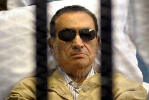 Cựu Tổng thống Ai Cập, Hosni Mubarak được trả tự do - ảnh 1