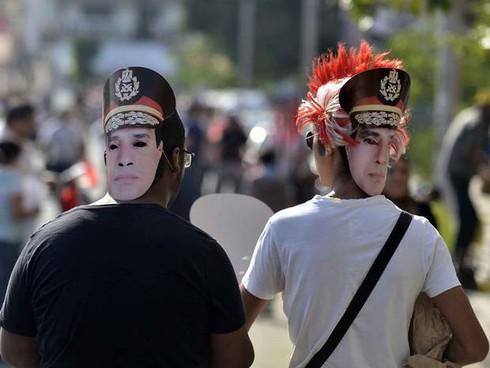 Chân dung Tướng al-Sisi - người lật đổ Tổng thống Ai Cập - ảnh 1