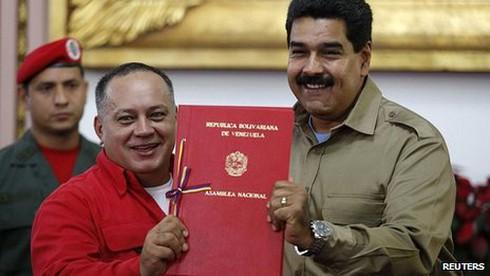 Tổng thống Venezuela được trao quyền đặc biệt - ảnh 1