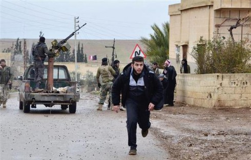 Syria: Hơn 130.000 người đã chết vì nội chiến - ảnh 1