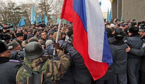 Nga sẽ chiến tranh để giành Crimea? - ảnh 1