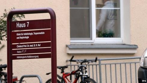 Đức xuất hiện ca tử vong vì Ebola đầu tiên - ảnh 1