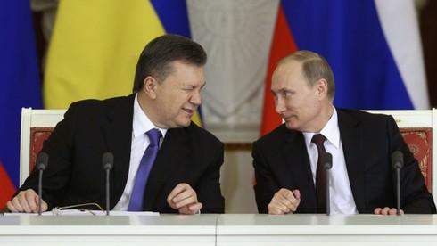 Putin thừa nhận 'cứu vớt' Yanukovych chạy khỏi Ukraine - ảnh 1