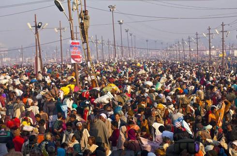 Ấn Độ sẽ thành nước đông dân nhất thế giới vào năm 2022 - ảnh 1