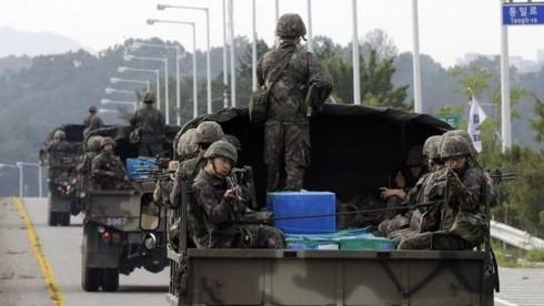 Tin thế giới 18h30: Hàn Quốc-Triều Tiên, vừa đàm phán vừa điều quân - ảnh 1