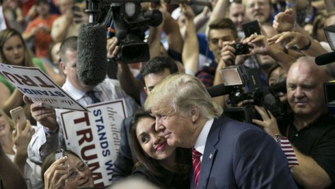 """Giải mã """"sức hút"""" ngày càng tăng của Donald Trump - ảnh 3"""
