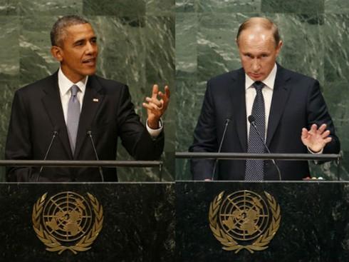 Obama, Putin và một trật tự thế giới bị chia rẽ - ảnh 1