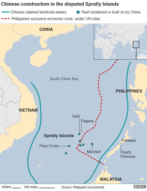 Chuyến đi bão táp tới Biển Đông của phóng viên BBC - ảnh 5