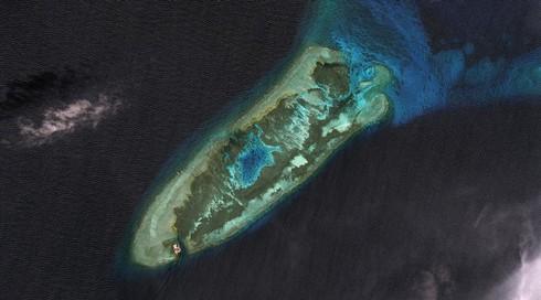 Chuyến đi bão táp tới Biển Đông của phóng viên BBC - ảnh 6