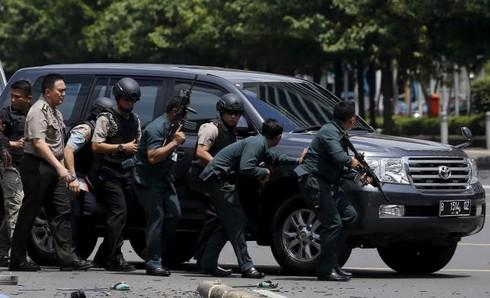 Đánh bom khủng bố ở Jakarta không liên quan đến Nhà nước Hồi giáo - ảnh 1