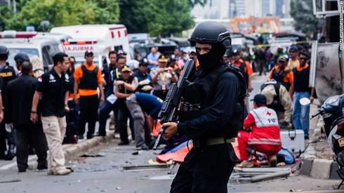 Tổ chức nào đứng sau vụ tấn công liên hoàn ở Jakarta? - ảnh 1