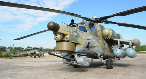 """Tại sao Việt Nam """"để mắt"""" tới siêu phẩm trực thăng Mi-28NE của Nga? - ảnh 1"""