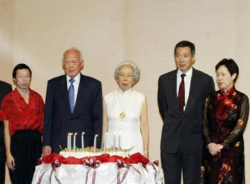 """Mâu thuẫn """"không ngờ"""" trong gia đình Thủ tướng Lý Hiển Long - ảnh 1"""