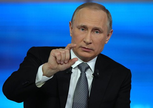 Tổng thống Putin: Hồ sơ Panama là đòn khiêu khích của Mỹ - ảnh 1