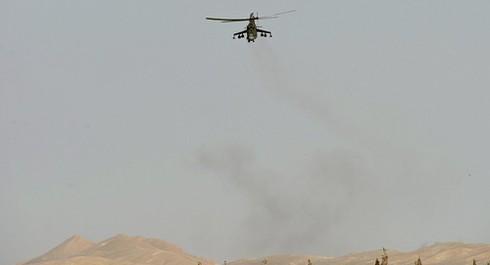 Tình hình Syria ngày 10/7: IS bắn rơi trực thăng Mi-25 Nga - ảnh 1