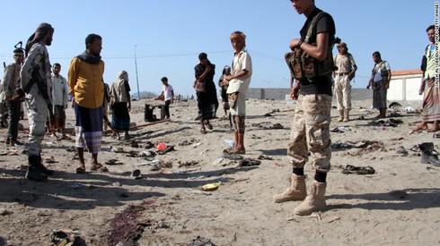 Hai ngày, bốn vụ khủng bố, hàng chục người thiệt mạng - ảnh 3