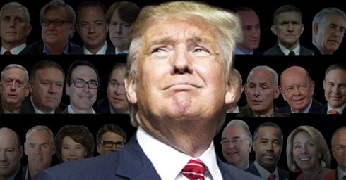 Ai là người quyền lực nhất phía sau Donald Trump? - ảnh 1
