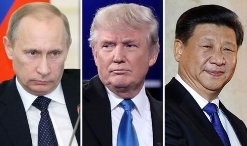Tại sao ông Trump ngọt ngào với Nga, lạnh nhạt với Trung Quốc? - ảnh 2