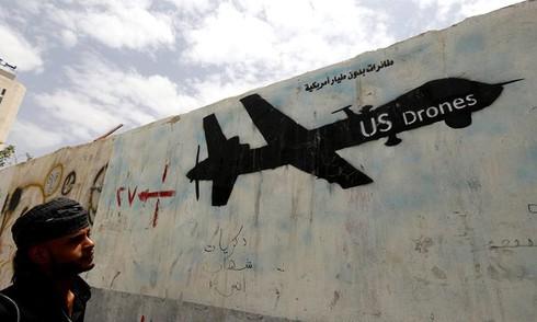 Mỹ đã thả bao nhiêu quả bom trong năm 2016? - ảnh 1