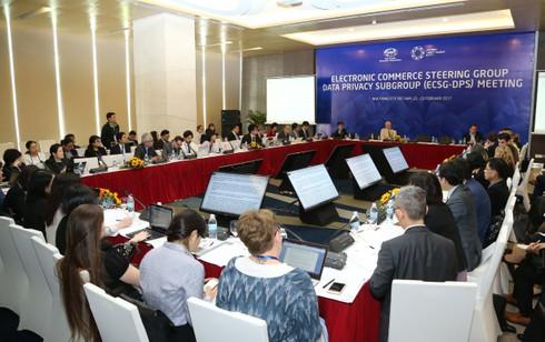 Tổng kết ngày làm việc thứ năm của Hội nghị SOM 1 - ảnh 1
