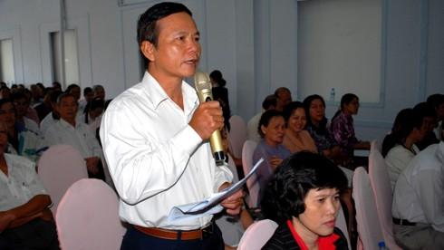 Chủ tịch nước giải thích lý do luân chuyển ông Nguyễn Thiện Nhân - ảnh 3