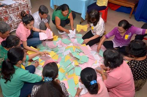 99,87% cử tri tỉnh Tây Ninh đi bầu cử - ảnh 1