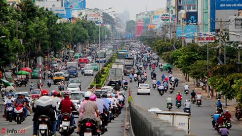 TP.HCM xin Thủ tướng cho xử lý ùn tắc khu vực Tân Sơn Nhất theo lệnh khẩn cấp - ảnh 2