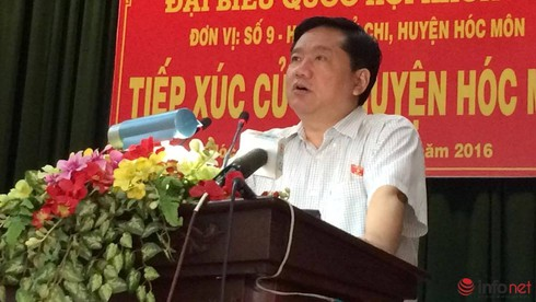 Ông Đinh La Thăng: TP.HCM sẽ đẩy mạnh tự chủ để tăng tính chủ động - ảnh 1