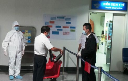 TPHCM: Cách ly một hành khách về từ châu Phi vì nghi nhiễm Ebola - ảnh 1