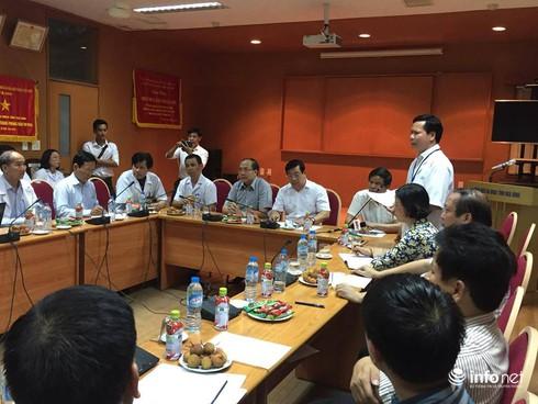 Trưởng khoa Thận nhân tạo Bệnh viện Bạch Mai: Sự cố ở Hoà Bình rất trầm trọng - ảnh 1