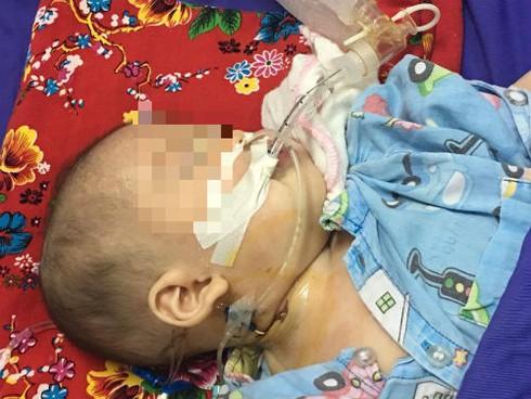 SOS: Hãy dừng ngay cho trẻ uống thuốc cam không rõ nguồn gốc - ảnh 1